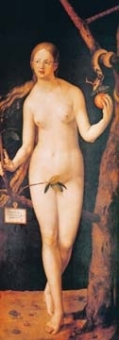 Dürer Albrecht – Eva