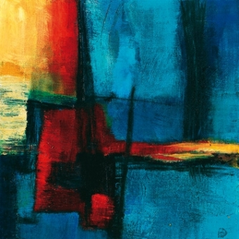 Danckaert Bea - Abstract Night