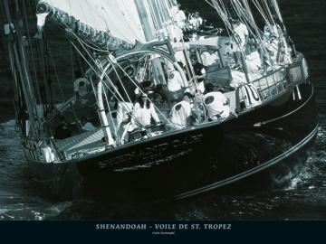 Borlenghi Carlo - Shenandoah - Voile de St. Tropez