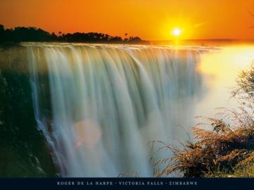 De La Harpe Roger - Victoria Falls, Zimbabwe