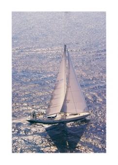 Abery Ingrid - Silver Sea I