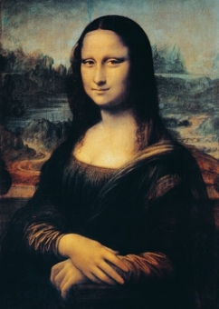 Da Vinci Leonardo - Mona Lisa