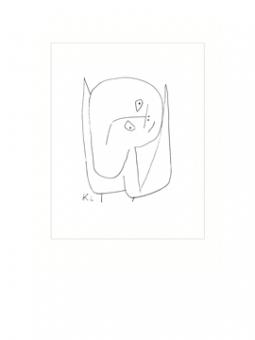 Klee Paul - Engel voller Hoffnung