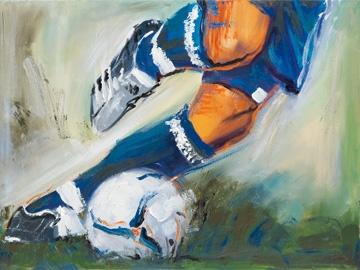 Abolfazli Reza - Fussball I