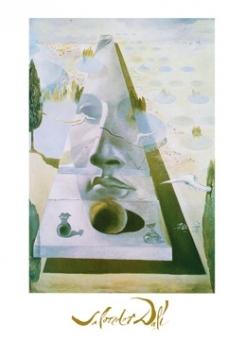 Dali Salvador - Apparition du visage