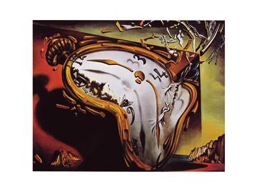 Dali Salvador - Les montres molles