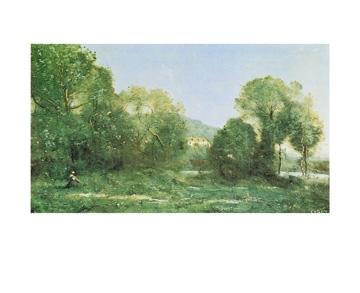 Corot J.B.C. - Etang à ville d'Avray