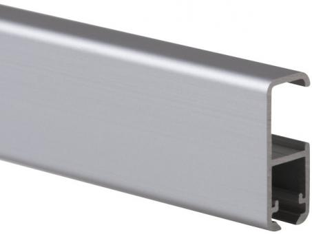 Bilderschiene STAS-Pro weiß 300 cm - Schienenlänge 3 Meter