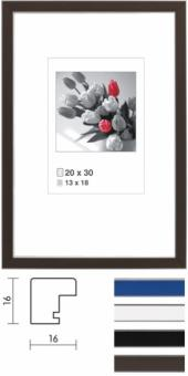 Holz-Bilderrahmen Mira Profil 39 - 21 x 29.7 cm - DIN A4