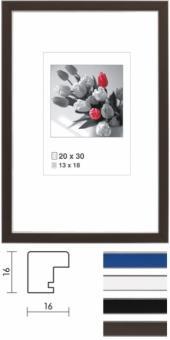 Holz-Bilderrahmen Mira Profil 39 - 30 x 45 cm