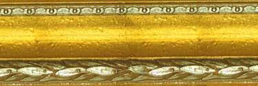Barockrahmen Mira Profil 31 gold