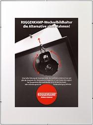 roggenkamp wechselbildhalter rahmenlos acrylglas uv 90 3mm. Black Bedroom Furniture Sets. Home Design Ideas